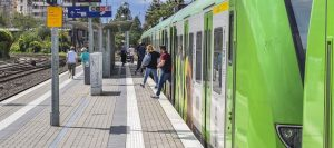 voyager en train en europe