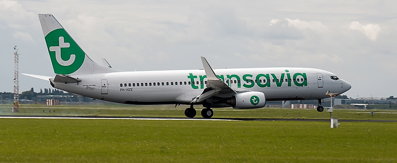 contact transavia