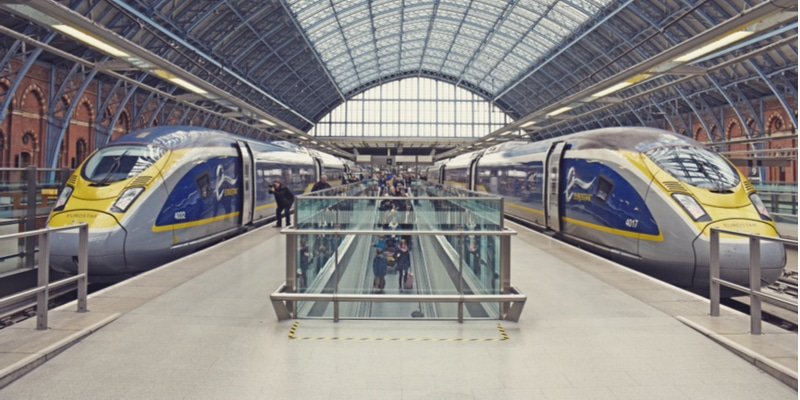 Contacter Eurostar