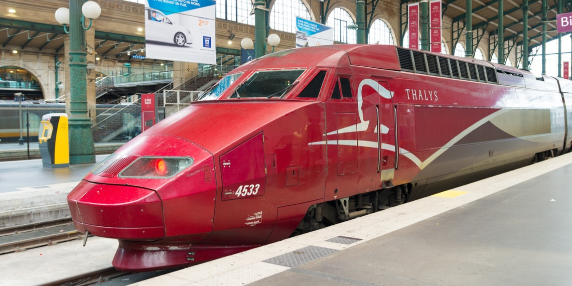comment contacter Thalys