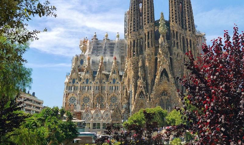 Découvrir Barcelone Sagrada Familia