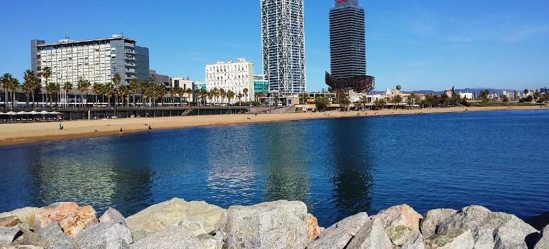 Découvrir Barcelone Barceloneta