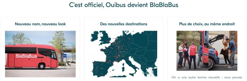 Ouibus Contact