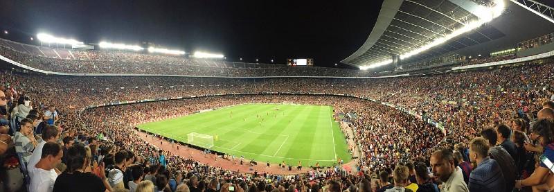 Découvrir Barcelone Camp Nou