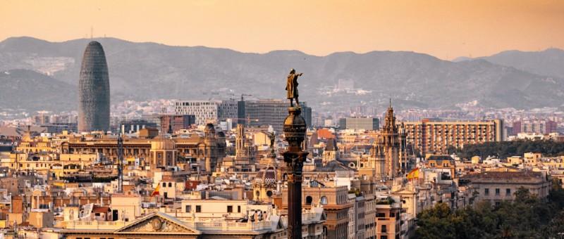 Découvrir Barcelone Mirador Colomb