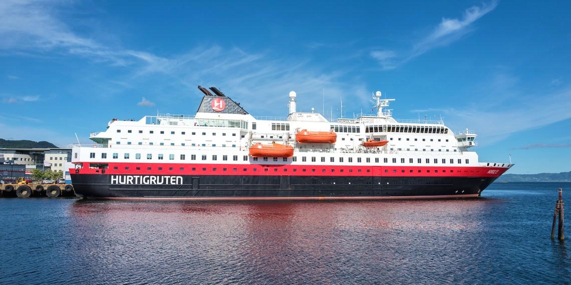 Contacter Hurtigruten