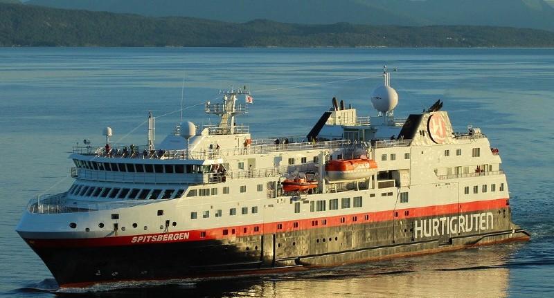 Hurtigruten Contact