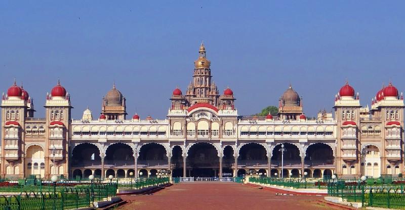 Découvrir Mysore en Inde
