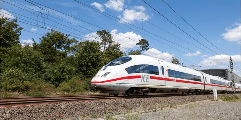 Contacter Deutsche Bahn