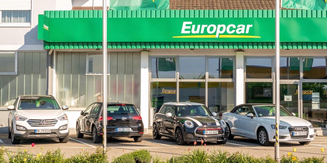 Contacter Europcar