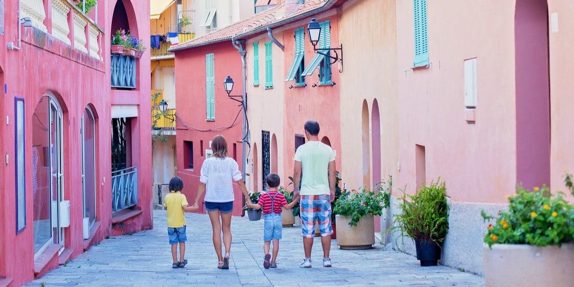 profiter de vacances pas chères en France
