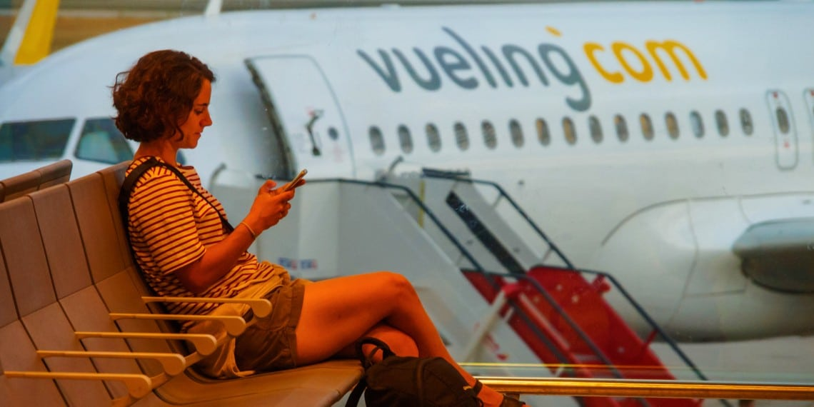 Comment contacter Vueling ?