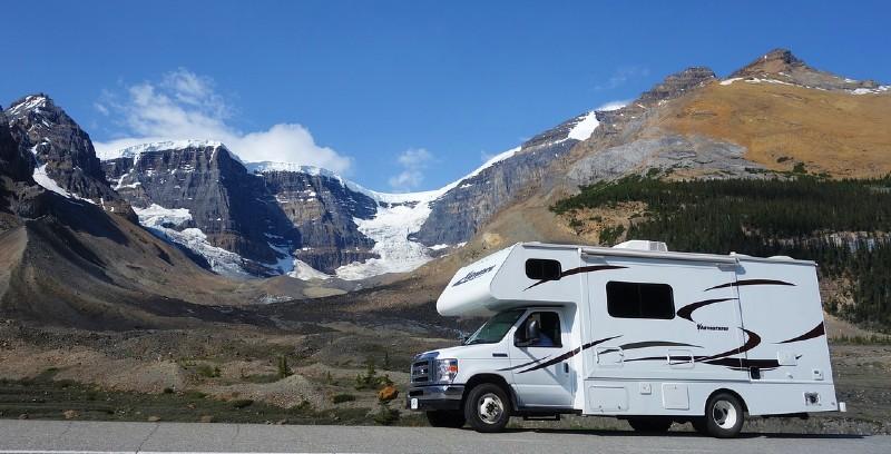 voyage organisé en camping-car