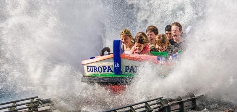 Les meilleurs parcs d'attraction d'Europe