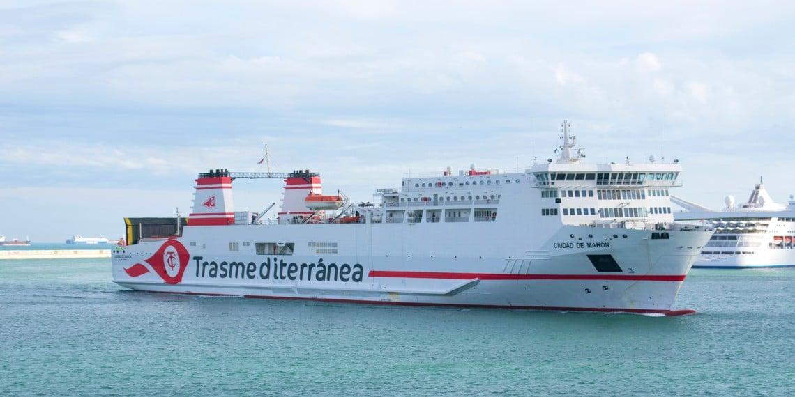 Contacter Trasmediterranea