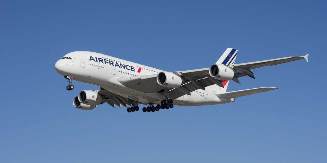 Contacter Air france