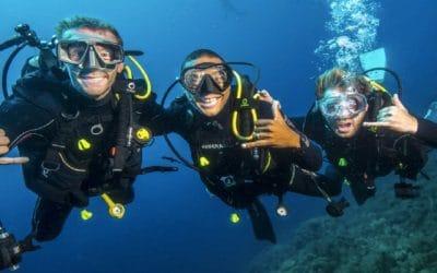 Les 7 meilleurs spots de plongée en France