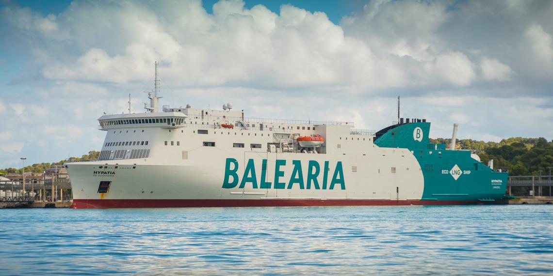 contacter Balearia