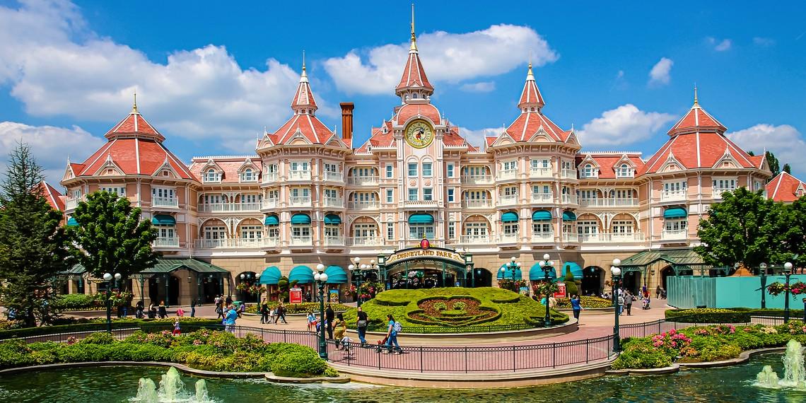 Découvrir Disneyland