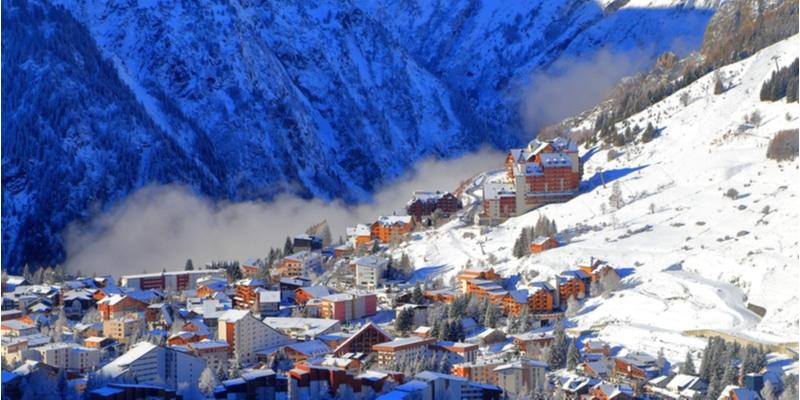 Les 5 meilleures stations de Ski françaises