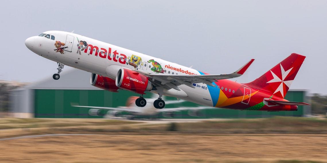 contacter Air malta
