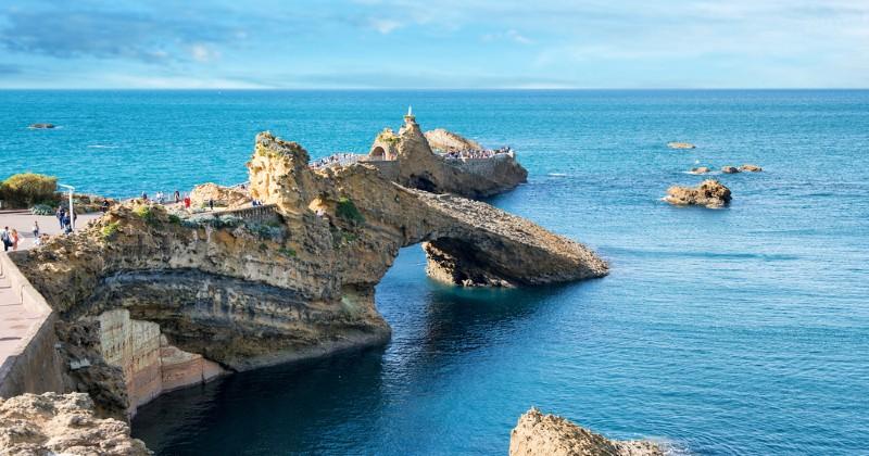 Découvrir Biarritz