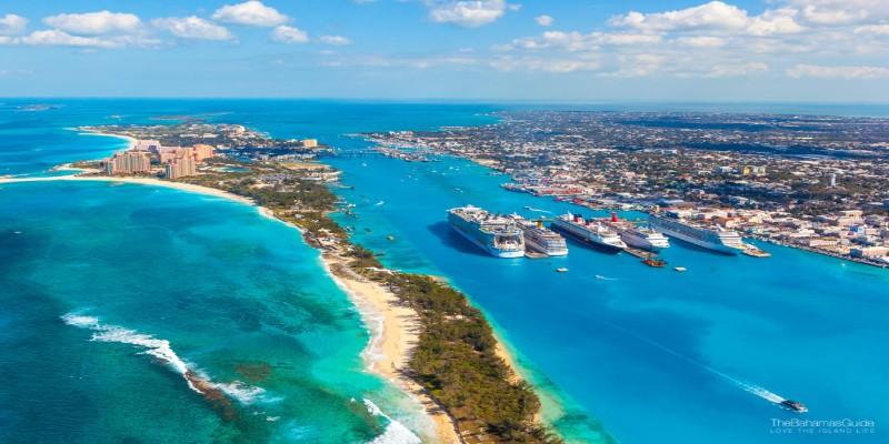 Voyager aux îles Bahamas