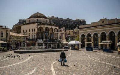 Voyager en Grèce malgré la Covid