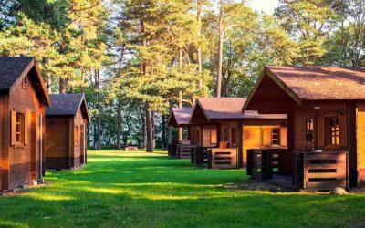 Les atouts du camping en bungalow