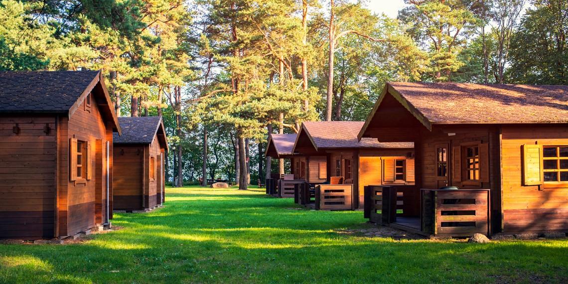 Atouts du camping en bungalow