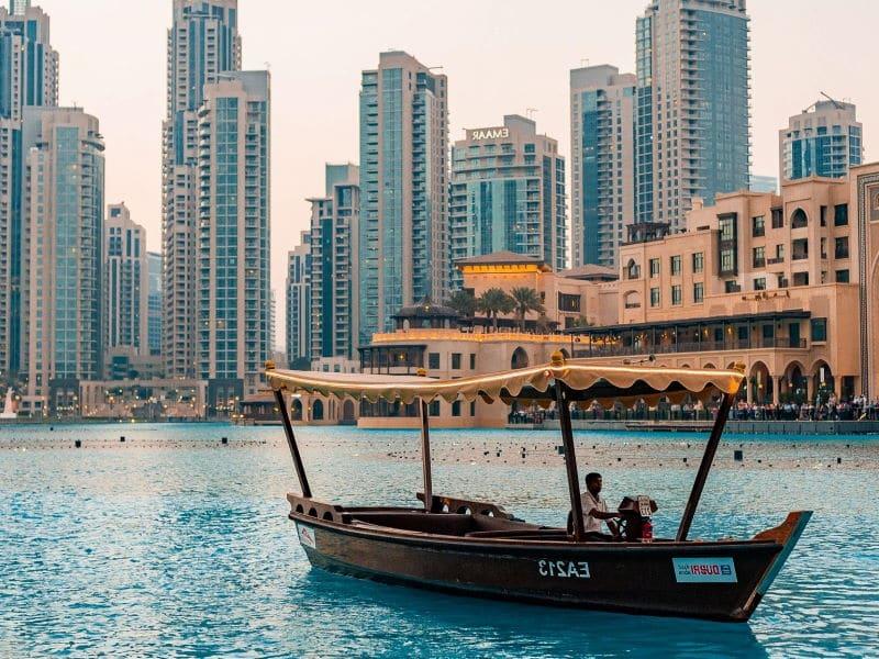 Activités à faire en couple à Dubaï