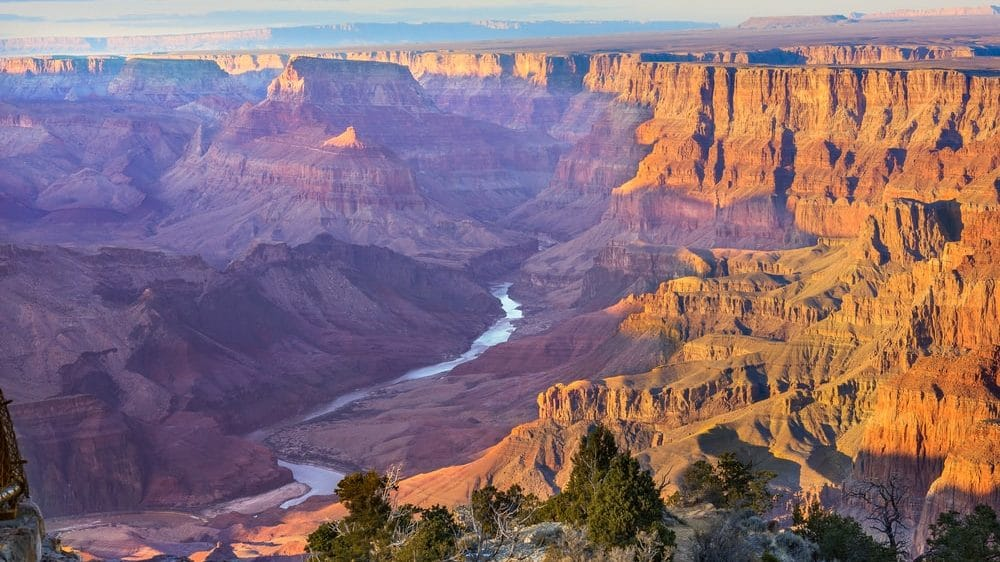 ouest americain canyons