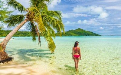 Les îles de la Polynésie Française