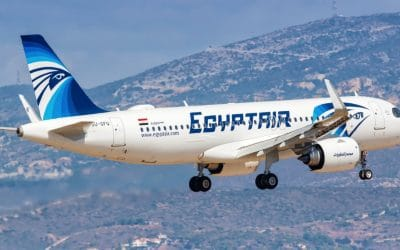 Comment Contacter Egyptair ?