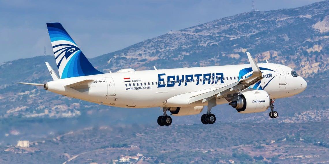 Contacter Egyptair