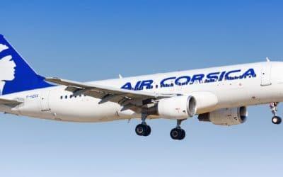 Comment contacter Air Corsica