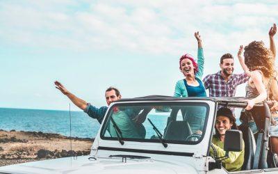 Quelles sont les destinations de vacances idéales quand on est jeune ?