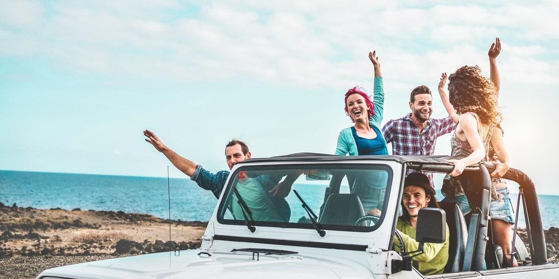 destinations de vacances idéales jeunes