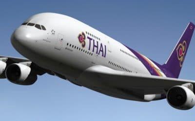 Comment Contacter Thai Airways ?