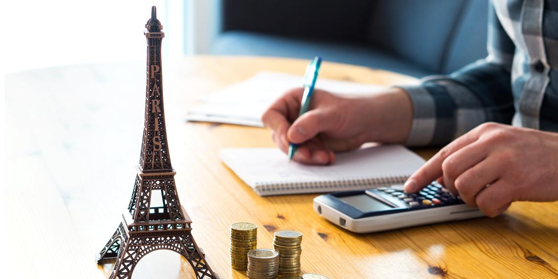 gérer ses finances lors d'un voyage